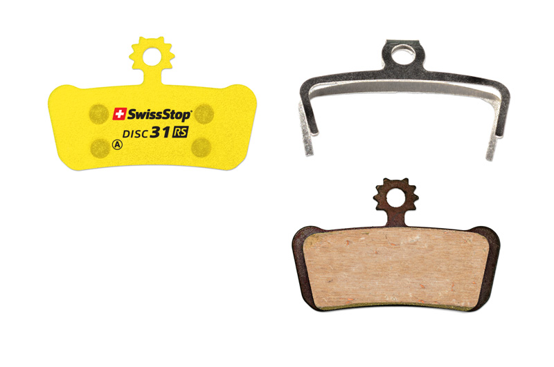 Swissstop Disc Brake Pads 2 St. RS-Belag