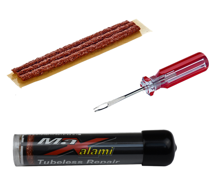 MaXalami BASIC Tubeless Reparatur-Set